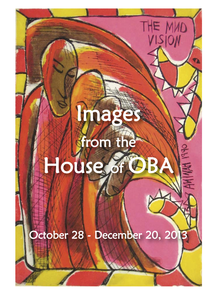 house of oba fall 2013