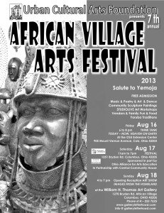 letter size flyer AVAfestival 2013