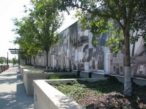 Long Street Wall